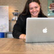 Daphne Roelofs uit Wijchen vertelt hoe ze tot haar studiekeuze is gekomen dankzij het programma van WIJS.